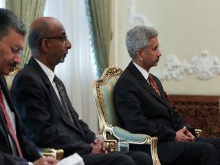 دیدار وزیر خارجه هند با روحانی