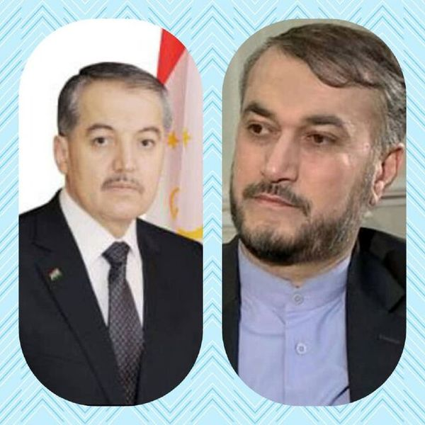 پیام تبریک وزیر خارجه تاجیکستان به امیرعبداللهیان
