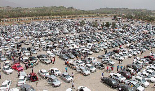 بازگشایی 4 مرکز همگانی خرید و فروش خودرو در تهران