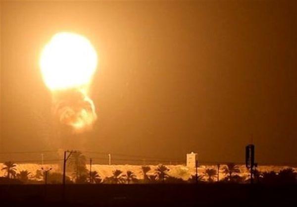حمله جنگندههای اسرائیل به جنوب غزه
