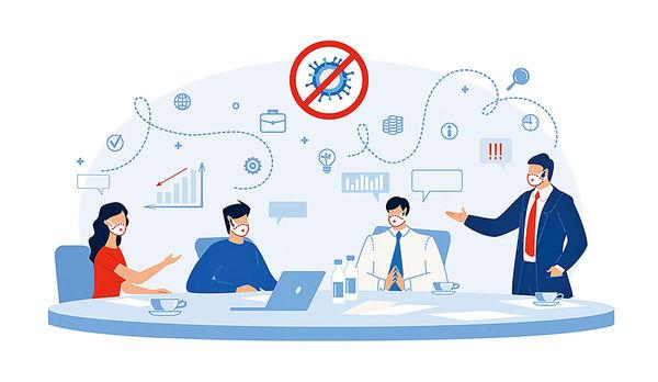 سه ویژگی دنیای کار در پساکرونا