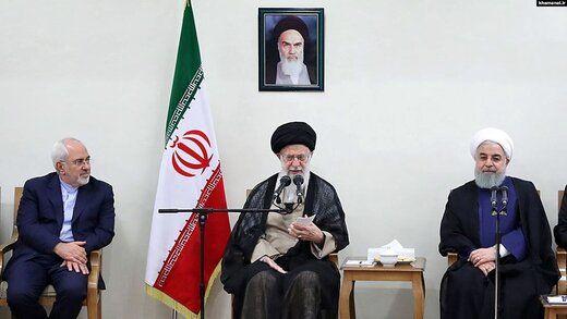 توصیف ویژه رهبر انقلاب از ظریف /مشی رهبری در مذاکرات هستهای چه بود؟
