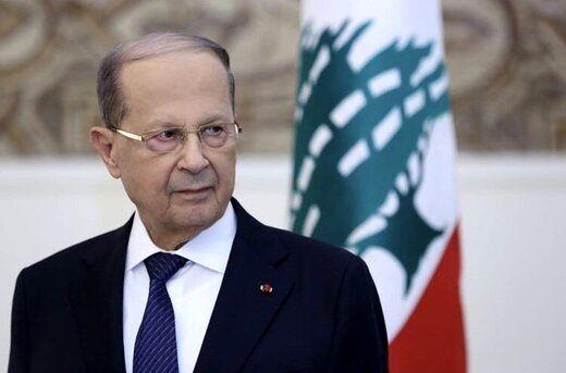ابراز همبستگی لبنان با فرانسه/ مکرون دوست مهم ما است