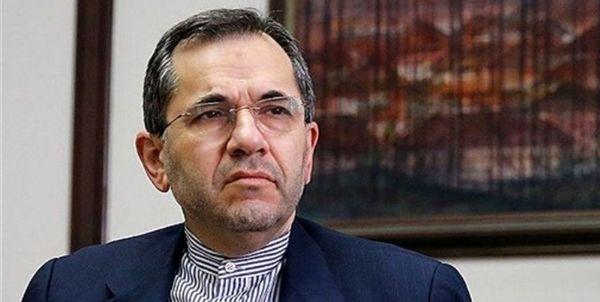 تخت روانچی: ایران عجلهای برای بازگشت آمریکا به توافق ندارد