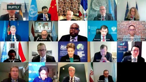 آغاز نشست مجازی شورای امنیت با محوریت برجام
