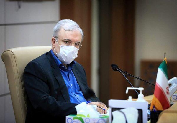 استقبال وزیر بهداشت از طب سنتی/ نمکی: ورود دانشمندان به مبحث کرونا ضروری است