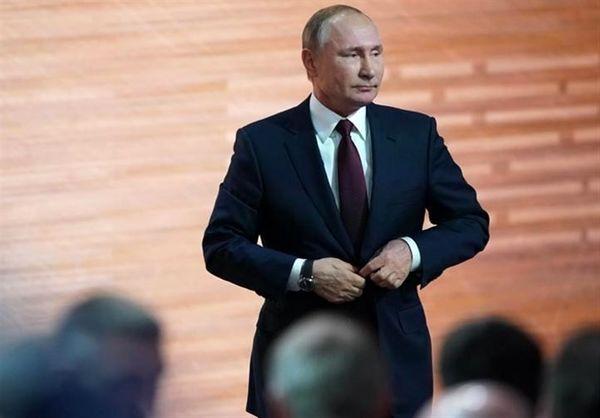 زمان کنفرانس مطبوعاتی سالانه پوتین مشخص شد