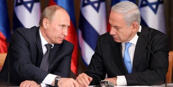 گفت و گوی تلفنی نتانیاهو با پوتین