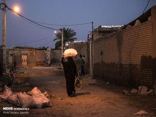 بازگشت سیل زدگان بامدژ خوزستان به خانه هایشان