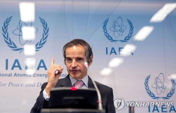 گروسی: تحقیق درباره فعالیت هستهای ایران سالها زمان می برد