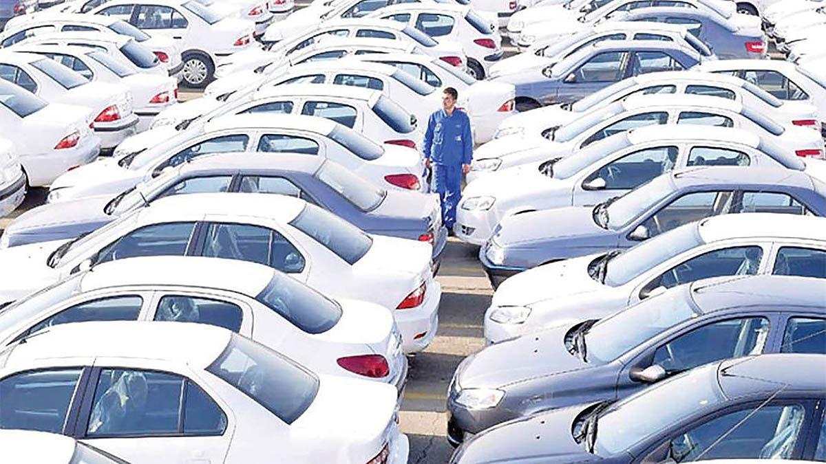 انبار خودروسازان دوباره شارژ شد