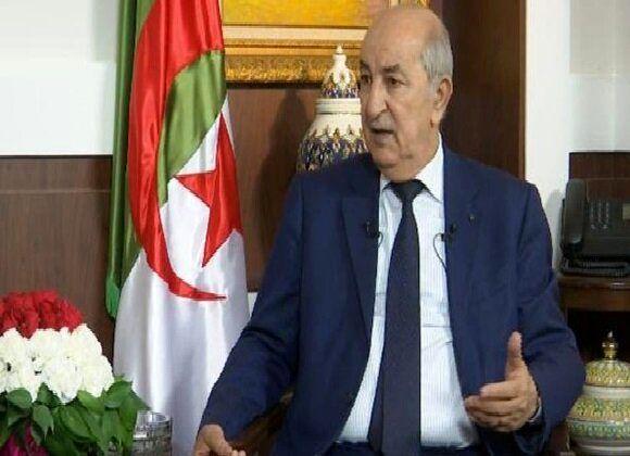رئیس جمهور الجزایر به آلمان منتقل شد