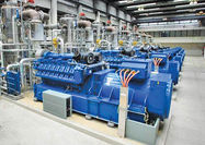 افتتاح دو نیروگاه گازی مقیاس کوچک در ارومیه