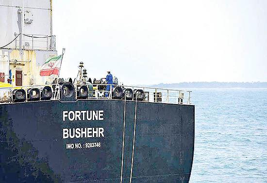 نقش ایران در عقبنشینی نفت