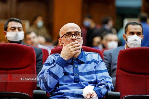 برگزاری دهمین جلسه رسیدگی به اتهامات اکبر طبری