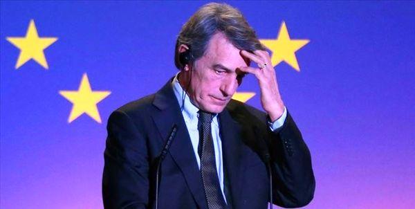 رییس پارلمان اروپا به قرنطینه می رود