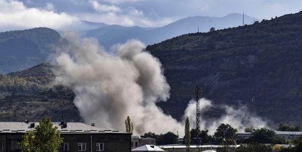 اتهام باکو به ارمنستان درباره هدف قرار دادن نواحی مجاور خط کنترل در قرهباغ
