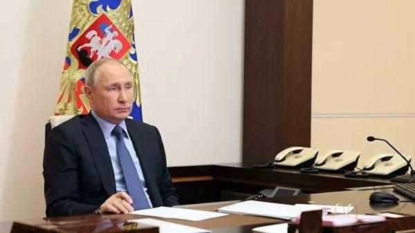 اظهارات پوتین درباره ساخت تسلیحات پیشرفته در روسیه