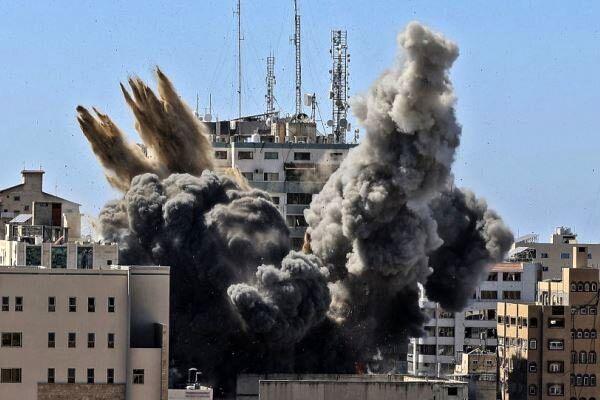 خسارات سنگین اسرائیل به غزه