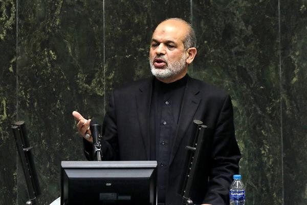 «احمد وحیدی» وزیر کشور شد