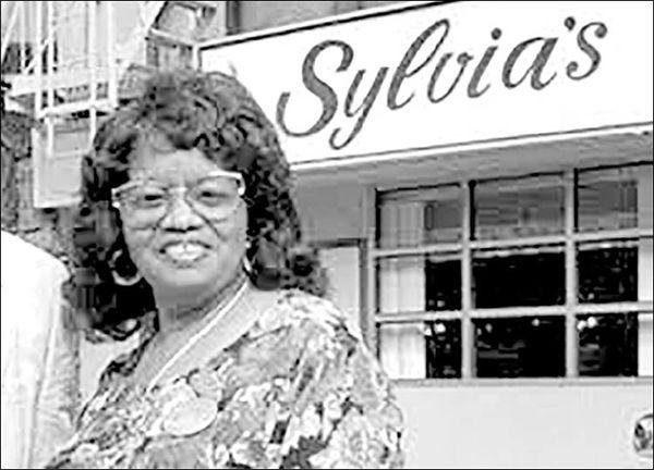 سیلویا وودز، ملکه سول فود