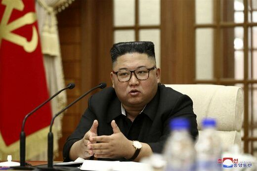 نامه رهبر کره شمالی به شهروندانش به مناسبت سال نو میلادی