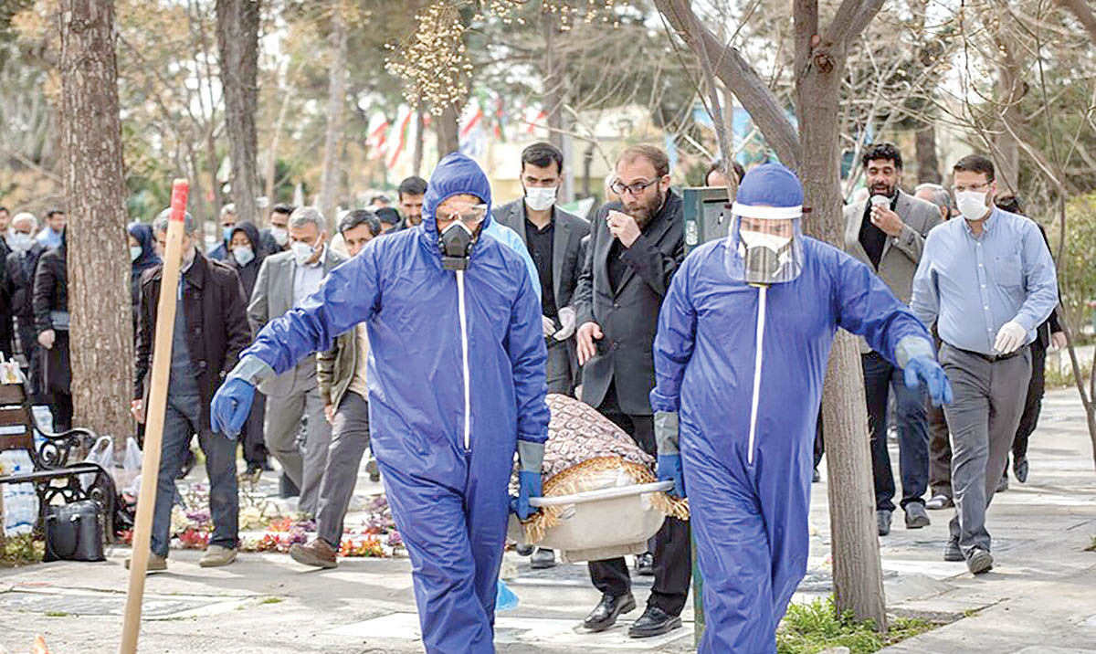 رکورد مرگ در تهران شکست
