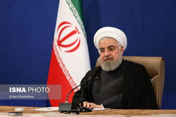 روحانی: شرکتهای دانشبنیان ما نسبت به 7 سال پیش حدود 100 برابر شده است