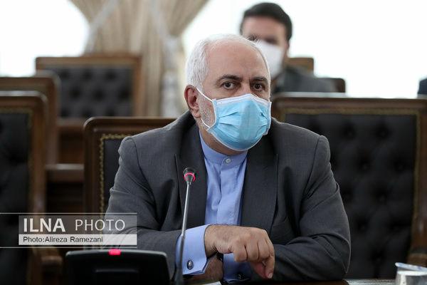 اتمام حجت ظریف با نمایندگان مجلس/ اکنون بهترین زمان برای ایجاد همدلی و همصدایی است