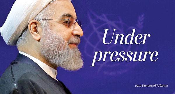 در برابر ایران احترام کارساز است، نه تحریم