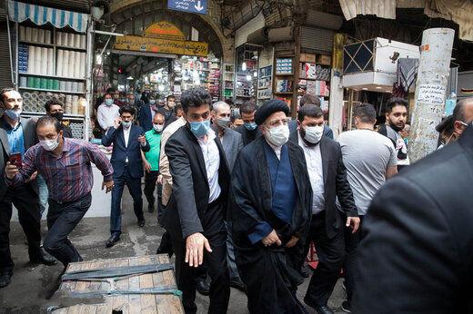 ستاد مرکزی اصناف و بازار تهران رئیسی تشکیل شد