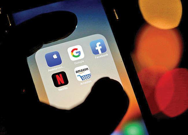 دیجیتالیزه شدن جنگ تجاری