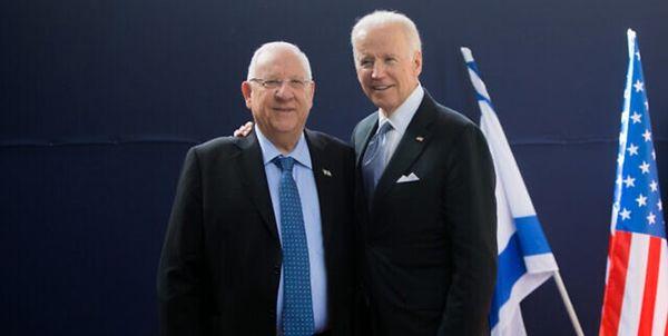 رئیس اسرائیل «جو بایدن» را به فسطین اشغالی دعوت کرد