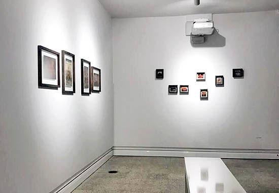 برپایی نمایشگاه گذار
