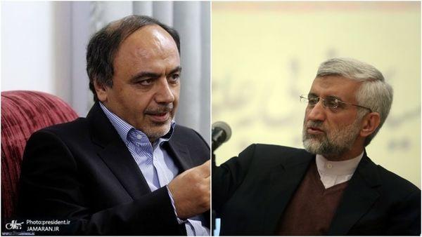 پاسخ تند مشاور سابق روحانی به سعید جلیلی