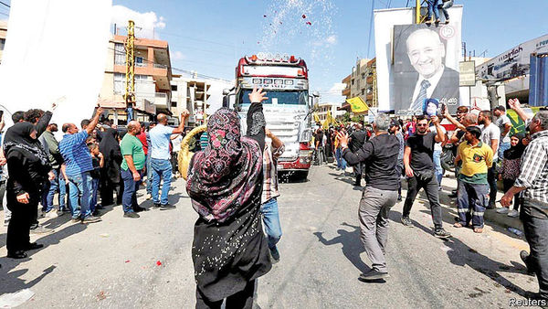 پیچیدگی دیپلماتیک بحران انرژی لبنان