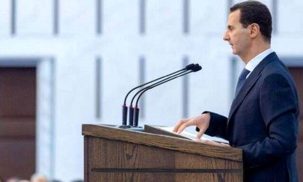 احتمال سفر بشار اسد به عمان