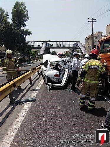 آتشنشانی , سازمان آتشنشانی تهران , اورژانس , پلیس راهور   پلیس راهنمایی و رانندگی ,