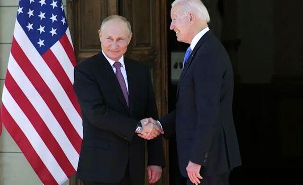 ادعای کرملین: پوتین و بایدن پیش از سقوط کابل درباره افغانستان رایزنی داشتند
