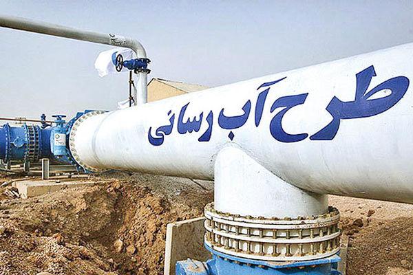 آبرسانی به پنج شهر خوزستان در تابستان