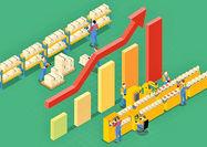 کاهش فروش و افزایش بدهی کسبوکارها