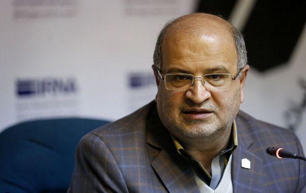 زالی: کرونا در استان تهران همچنان افزایشی است