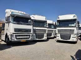 مشکل ترخیص کامیونهای اروپایی حل شد