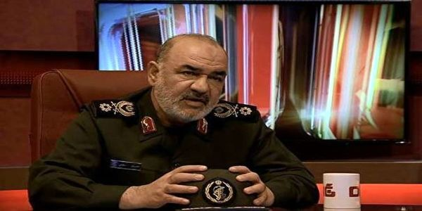 فرمانده کل سپاه به سردار قاآنی پیام داد