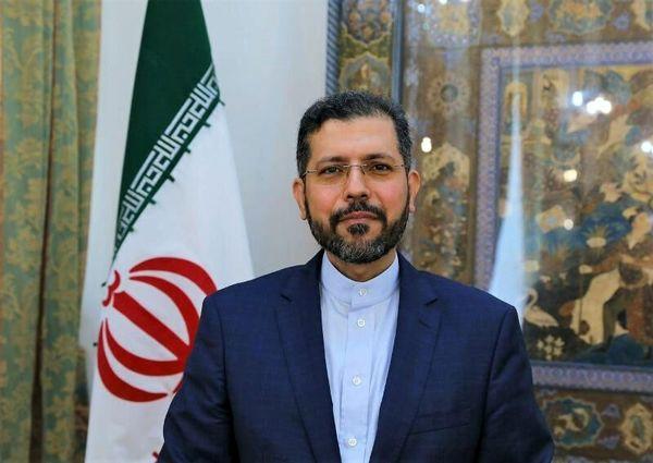 سخنگوی وزارتخارجه ایران: آمریکا هیچگاه به خواست نامشروع خود نمیرسد