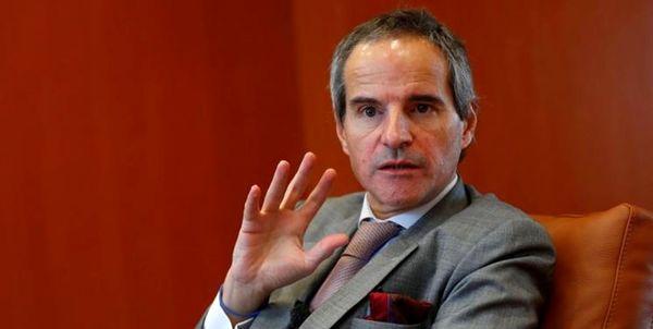گروسی: نیازی به صدور قطعنامه در شورای حکام علیه ایران نیست