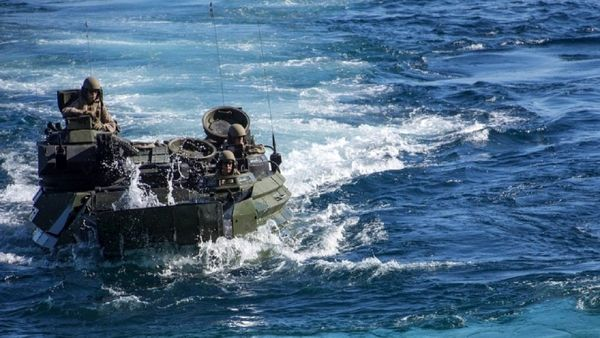 نظر پنتاگون درباره 8 تفنگدار دریایی ناپدید شده