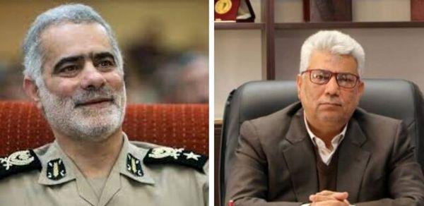 دو حکم جدید فرمانده کل ارتش