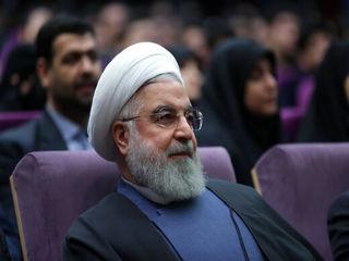 روحانی در جمع دانشجویان دانشگاه فرهنگیان