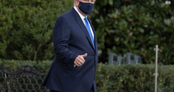 جان ترامپ به خاطر ابتلا به کرونا در خطر است؟+فیلم